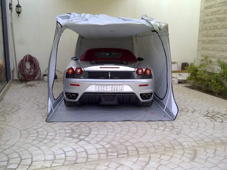 Drive-in Carport