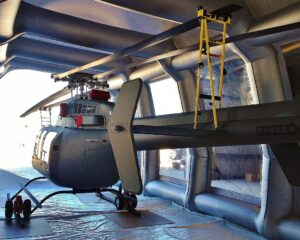 12.1m WS Bell Helicopter