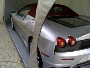 Drive-in Carport 2